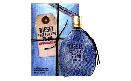 Diesel Fuel for Life Denim Collection Homme 75 ml EDT Tester M