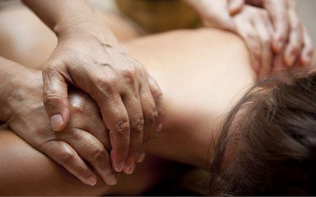 60minutová královská čtyřruční masáž
