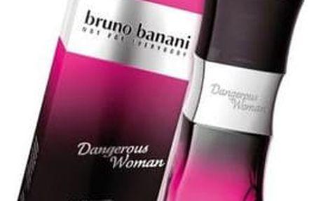 Bruno Banani Dangerous Woman 40 ml EDT W