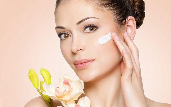 Kosmetické ošetření + ruční čištění pleti