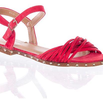 Balada Dámské sandály s cvočky