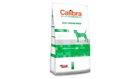 CALIBRA SUPERPREMIUM Dog HA Adult Medium Breed Lamb 3 kg