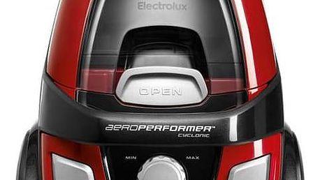 Electrolux Series 99 EAPC52LR černý/červený