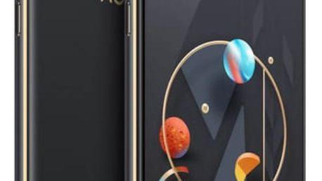 Mobilní telefon Nubia M2 Lite Dual SIM 4 GB + 32 GB černý/zlatý (6902176900860)
