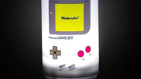 Noční lampička Gameboy Nintendo