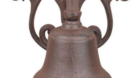 Litinový zvonek s motivem psa EsschertDesign