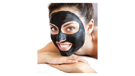 Černý kosmetický jíl proti akné 60 g FITOCOSMETIC