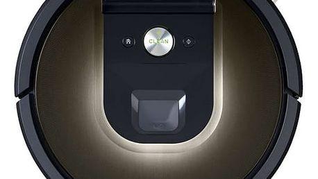 Vysavač robotický iRobot Roomba 980 černý/šedý