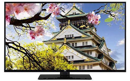 Televize JVC LT-49VU63J černá