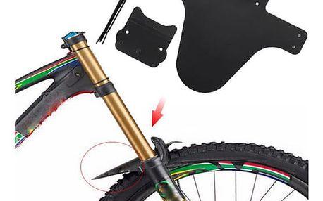 Přední miniblatník na kolo