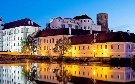 Jižní Čechy se snídaněmi, saunou i masáží
