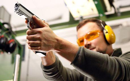 Střelecké balíčky pro 1 i 2 osoby