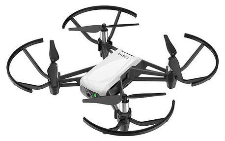 Dron Ryze Tech Tello černý/bílý + DOPRAVA ZDARMA
