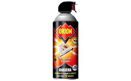 Orion proti lezoucímu hmyzu, 400 ml