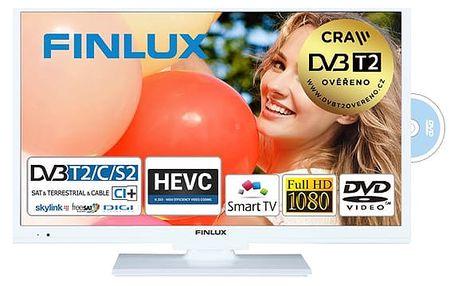 Televize Finlux 22FWDA5160 bílá