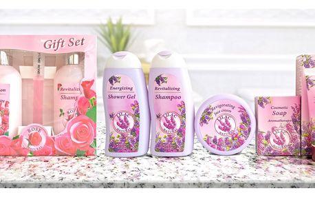 Přírodní kosmetiky: šampon, balzám i parfém