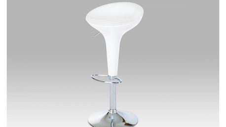 Barová židle AUB-9002 WT Autronic
