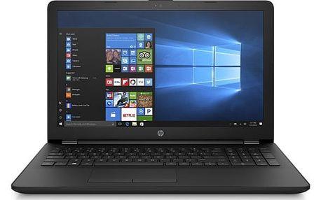 Notebook HP 15-rb021nc (3LF19EA#BCM) černý Software F-Secure SAFE, 3 zařízení / 6 měsíců v hodnotě 979 Kč