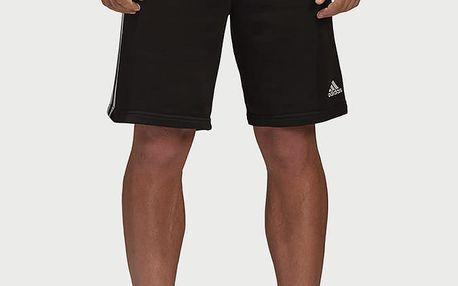 Kraťasy adidas Performance Ess 3S Short Ft Černá