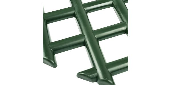 Zahradní plůtek mříž zelená2