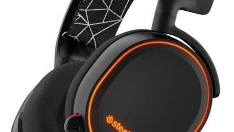 Headset SteelSeries Arctis 5 černý (61443)