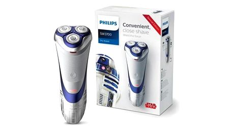 Philips Star wars SW3700/07 bílý