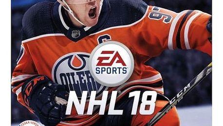 Hra EA Xbox One NHL 18 (EAX354531)