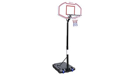 Master Basket Starter 91 x 61 cm černý/bílý/červený