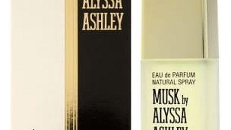 Alyssa Ashley Musk 50 ml parfémovaná voda tester unisex