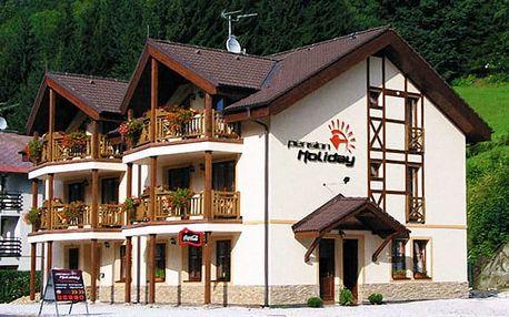 3–6denní pobyt pro 2 se snídaněmi či polopenzí v pensionu Holiday v Krkonoších