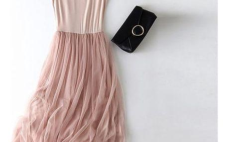 Šaty s tylovou sukní Colette - 12 variant