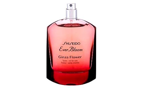 Shiseido Ever Bloom Ginza Flower 90 ml EDP Tester W