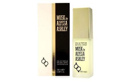 Alyssa Ashley Musk 50 ml parfémovaná voda tester unisex