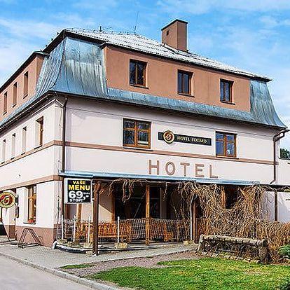 3–7denní pobyt pro 2 s polopenzí v hotelu Eduard v Orlických horách