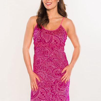 Šaty SAM 73 WZ734 Růžová