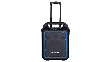 Party reproduktor Blaupunkt MB10 černý/modrý