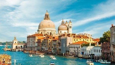3denní zájezd do Benátek s koupáním na ostrově Lido di Venezia pro 1 osobu