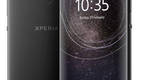 Mobilní telefon Sony Xperia XA2 Dual SIM černý (1312-6686)