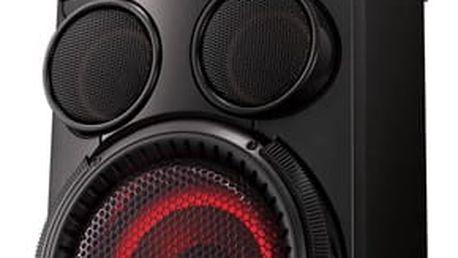 Party reproduktor LG OM7560 černý