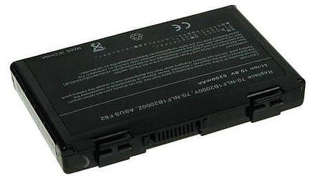 Baterie Avacom pro Asus K40/K50/K70 Li-Ion 10,8V 5200mAh (NOAS-K40-S26)