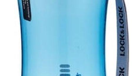 LOCK&LOCK Sportovní láhev na pití 550 ml, modrá