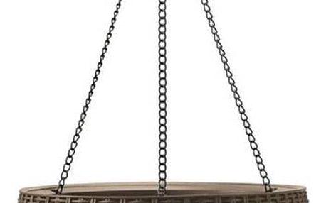 Keter Hanging sphere hnědý
