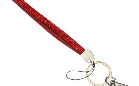 Fashion Icon Klíčenka pásek s krystalky