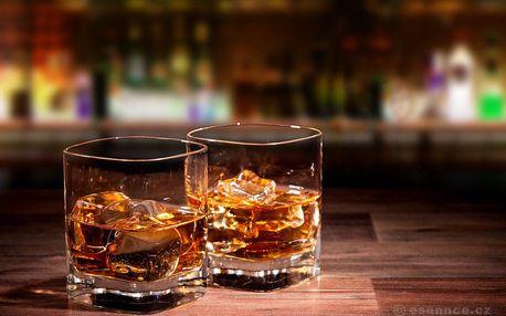 Degustace luxusních whisky pro dva