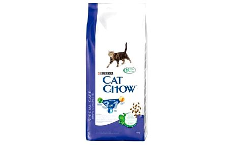 Purina Cat Chow Special Care 3v1 15 kg