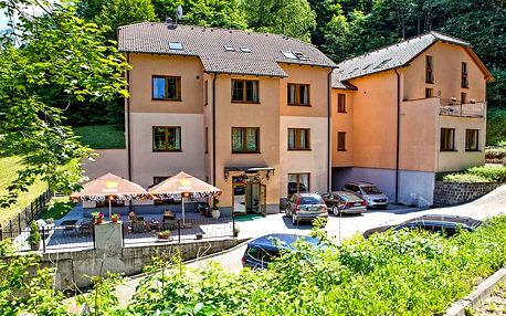 3–5denní pobyt pro 2 u Trenčianskych Teplic ve Villa Carpe Diem na Slovensku