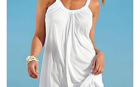 Dámské volné plážové šaty - 4 barvy