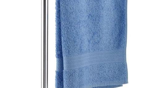 Koupelnový stojanový věšák na ručníky PIENO - 2-ramenný, WENKO