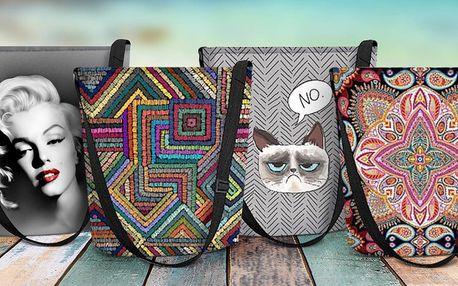 Ekologické funky kabelky v mnoha stylech
