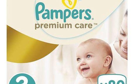 Pampers Premium Care 3 MIDI 80ks
